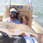 LongOverdue Charters - Redfish